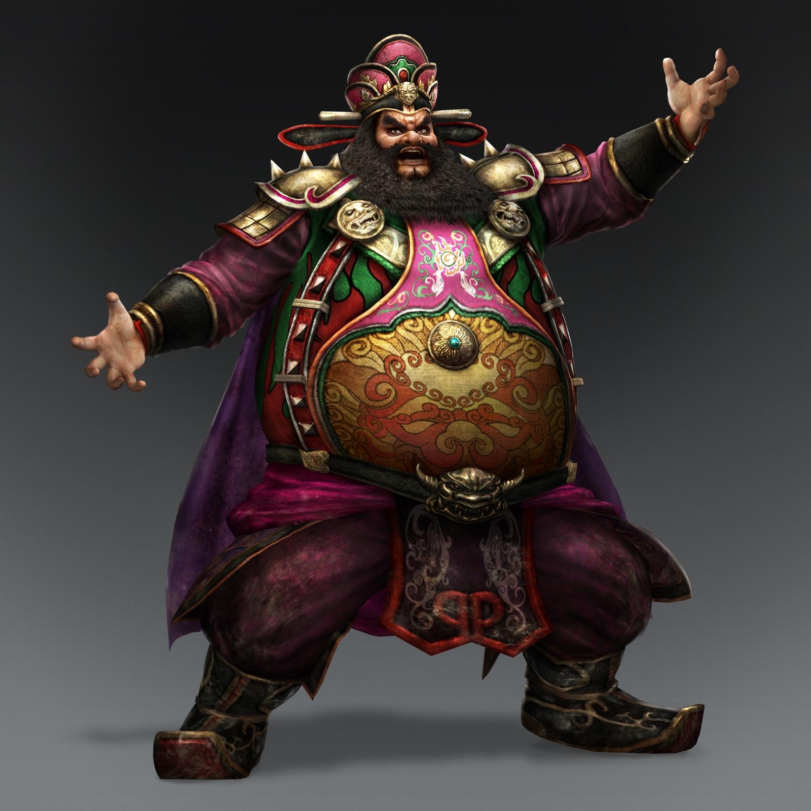 Dong Zhuo Zhang Zhao Dynasty Warriors